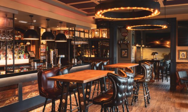 Brand new look for Washington bar following six figure investment
