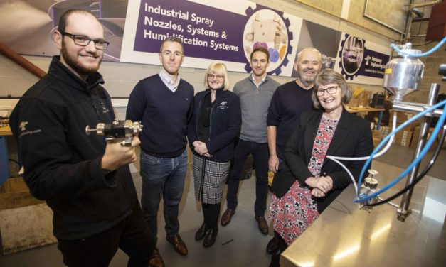 Sealpump Engineering doubles premises at UKSE's Innovation Centre