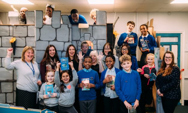 St Theresa's School benefits from new library after £8k donation from Simple Life