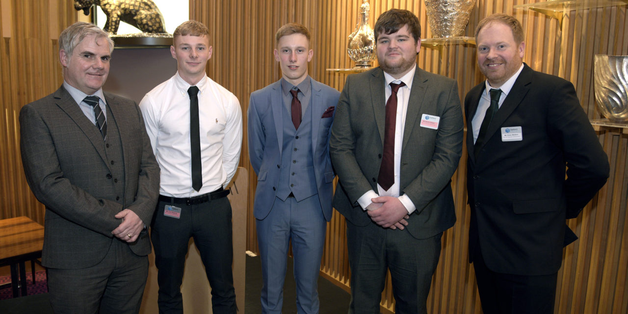 Three TTE Learners Named as Best in UK