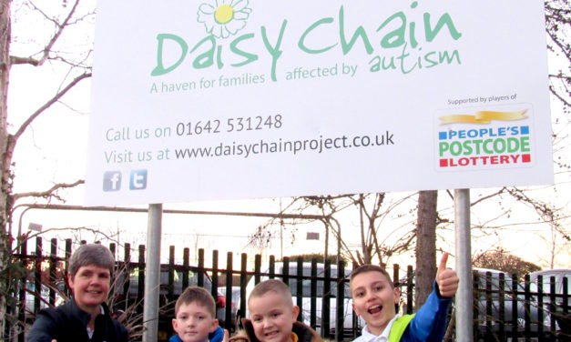 Daisy Chain's a winner thanks to players of People's Postcode Lottery