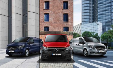 NEW TRIM LINES INTRODUCED FOR MERCEDES-BENZ VITO