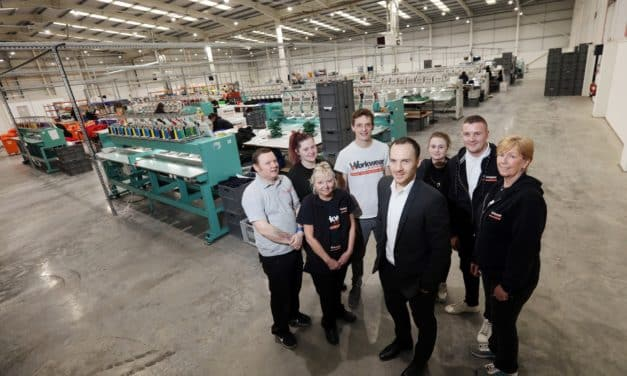New £3.5m factory to increase capacity at North East workwear business