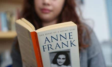 LEARN ABOUT ANNE FRANK AT THE BRIDGES