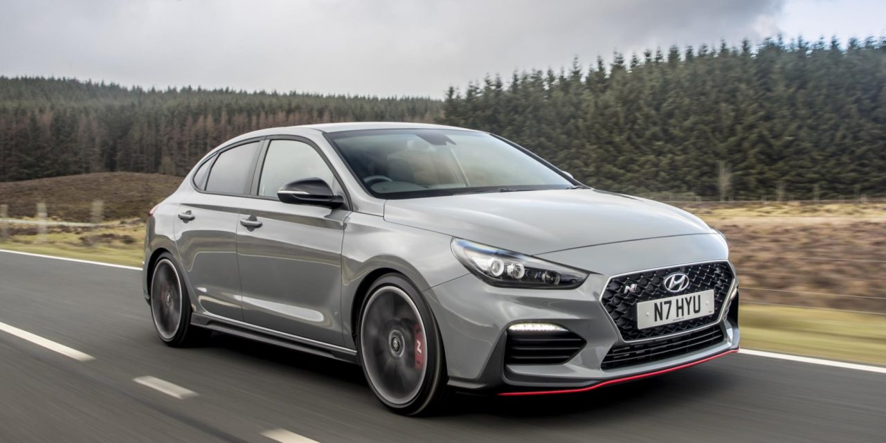 HYUNDAI MOTOR UK ANNOUNCES i30 FASTBACK N PRICING AND SPECIFICATIONS
