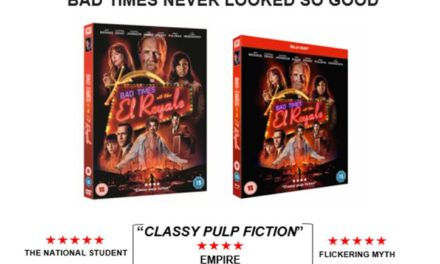 BAD TIMES AT THE EL ROYALE – AVAILABLE ON BLU-RAY & DVD – 4TH FEBRUARY