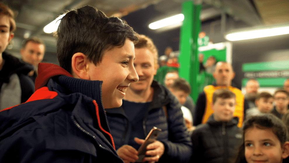 The boy to beat for a chance for £25,000