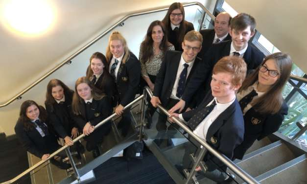 Top school opens its Sixth Form doors