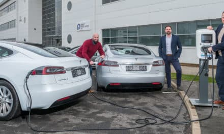 EV does it for GAS with new partnership