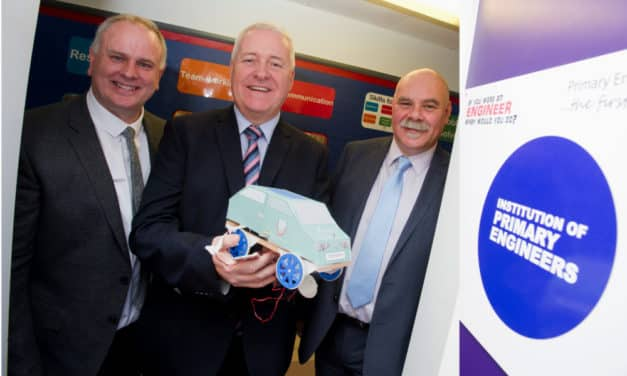 Northumberland primary school secures place on national engineering pilot programme