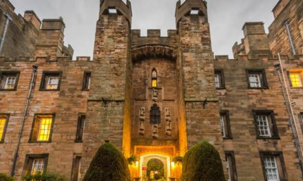 CASTLE UNVEILS THE NORTH EAST'S NEWEST VISITOR ATTRACTION