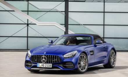 PRICING AND SPECIFICATION ANNOUNCED FOR REFRESHED MERCEDES-AMG GT