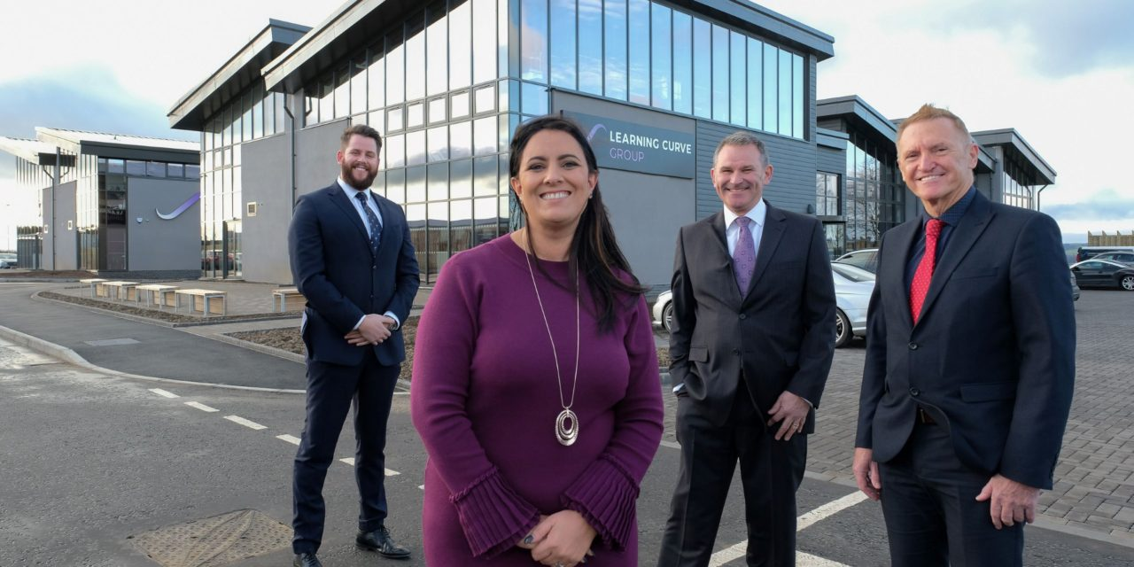 Latest phase of DurhamGate office developments fully-let to Learning Curve Group