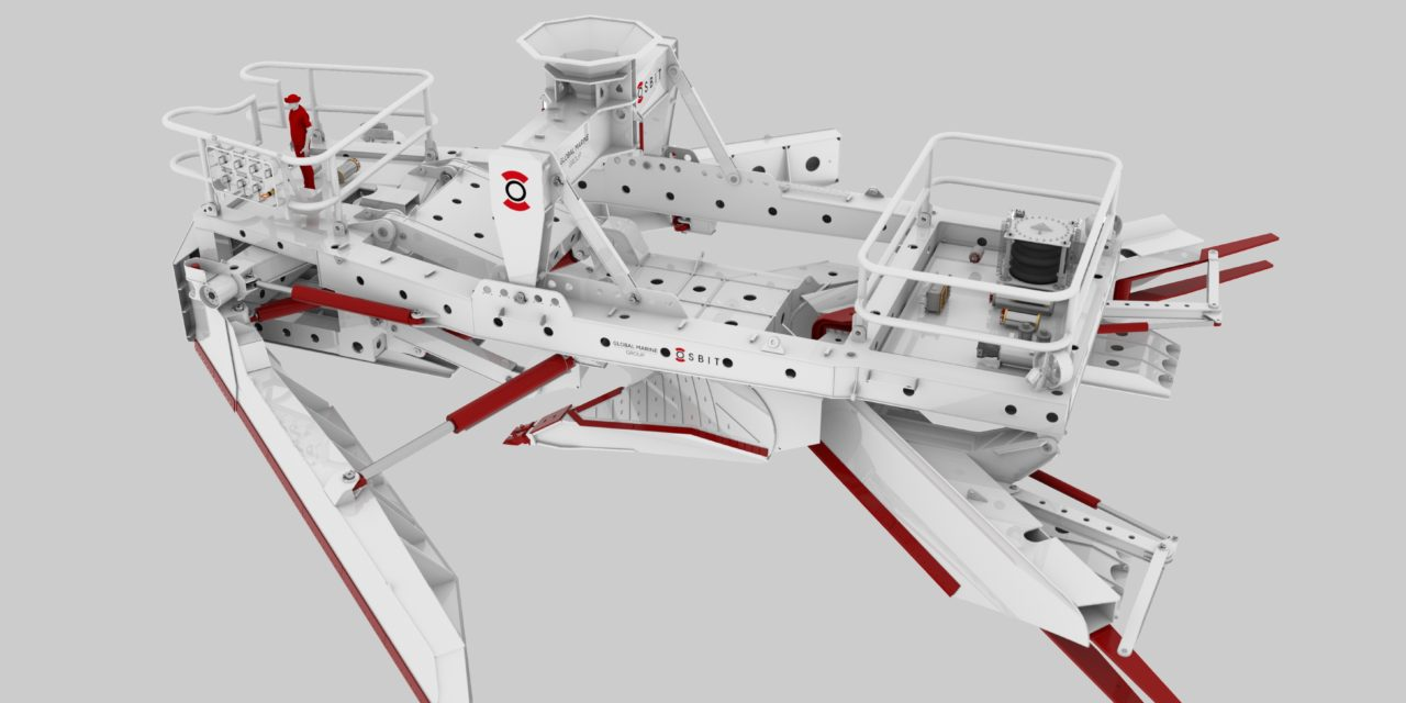 Osbit to deliver next generation Subsea Plough to Global Marine Group