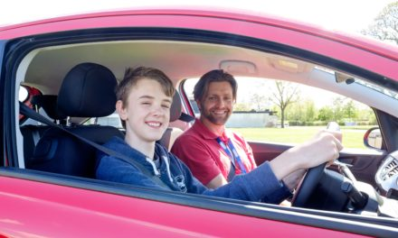 Motorway driving lessons launch for 10-year olds as one in five UK motorists admit they feel nervous driving on the UK's motorway system