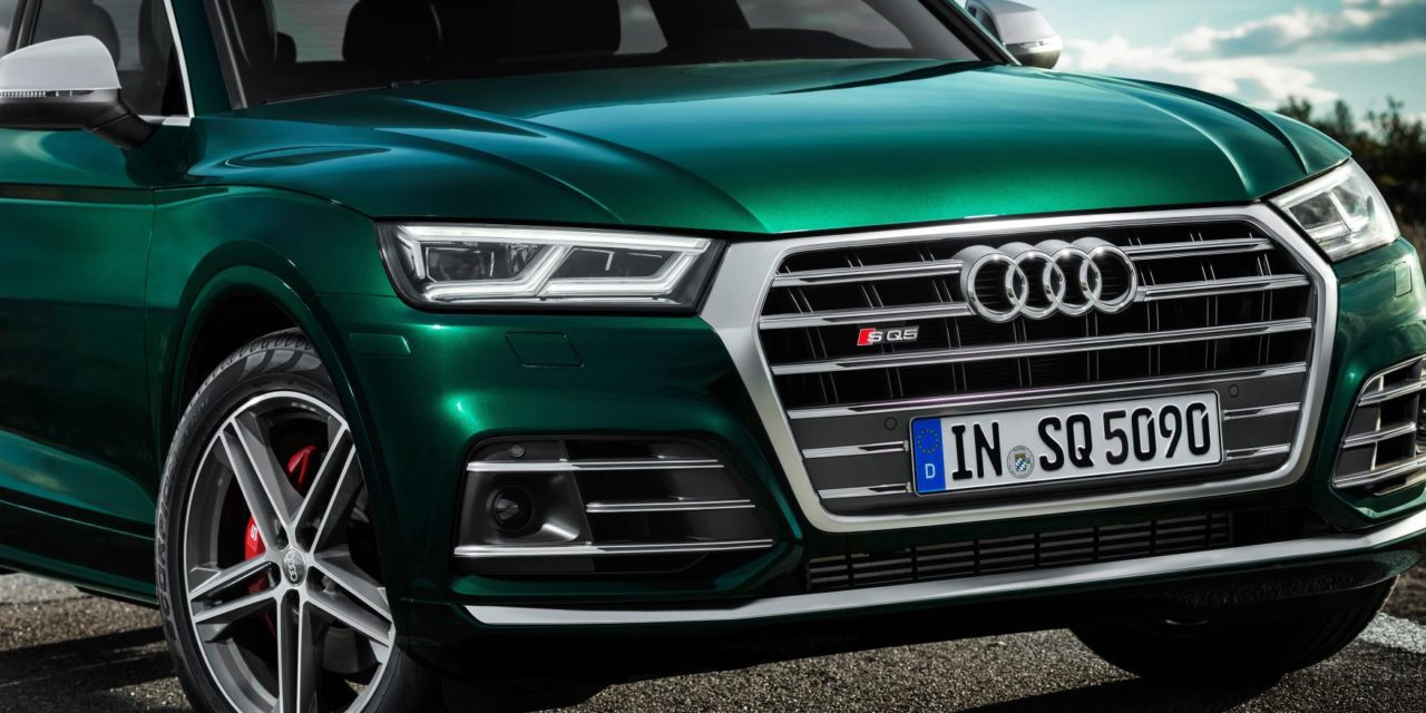 THE NEW AUDI SQ5 TDI – BACK ON TOP WITH ELECTRICALLY POWERED COMPRESSOR AND MILD HYBRID DRIVE