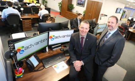 GATESHEAD'S ADVANTEX WINS £2M WORTH OF NEW CONTRACTS