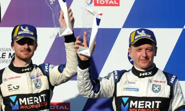 North East Director to Race for European Trophies after Asian Le Mans Finale