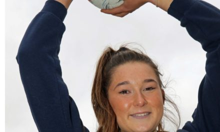 Barney girls' netball careers are on the up with national teams