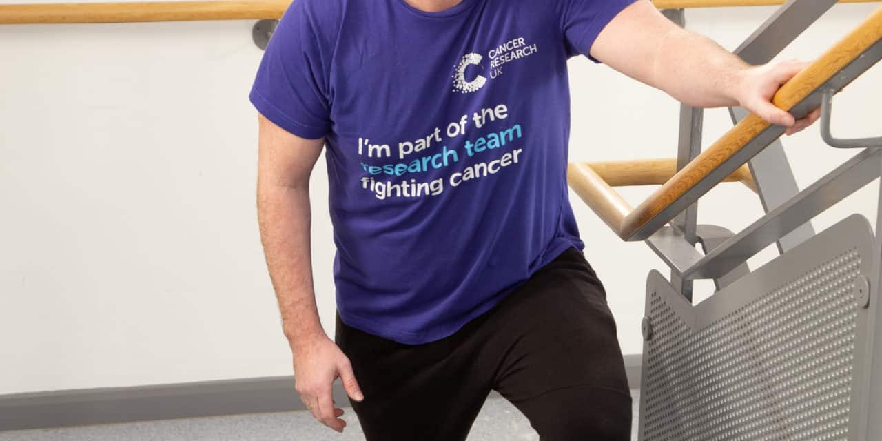 NORTH EAST NURSE URGES REGION TO WALK ALL OVER CANCER