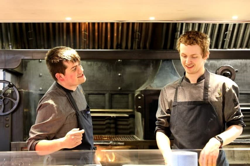 Trainee chefs given chance to run top Lake District restaurant
