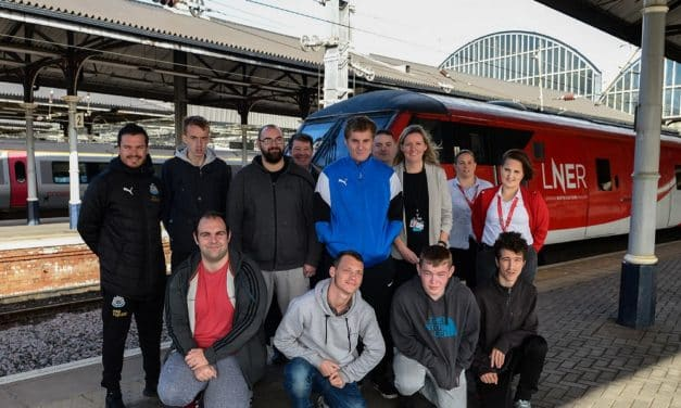 Over 100 Businesses Support Youth Employment in Newcastle Through NE1 Works