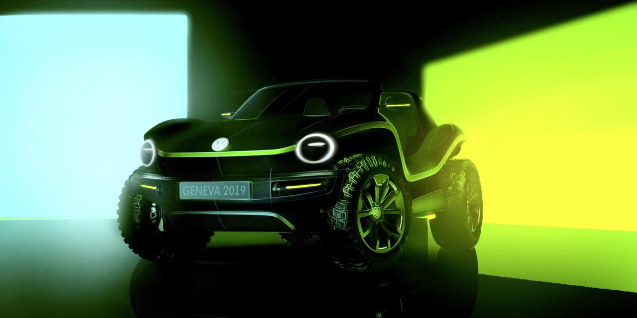 THE BUGGY IS BACK – AND NOW IT'S ELECTRIC!