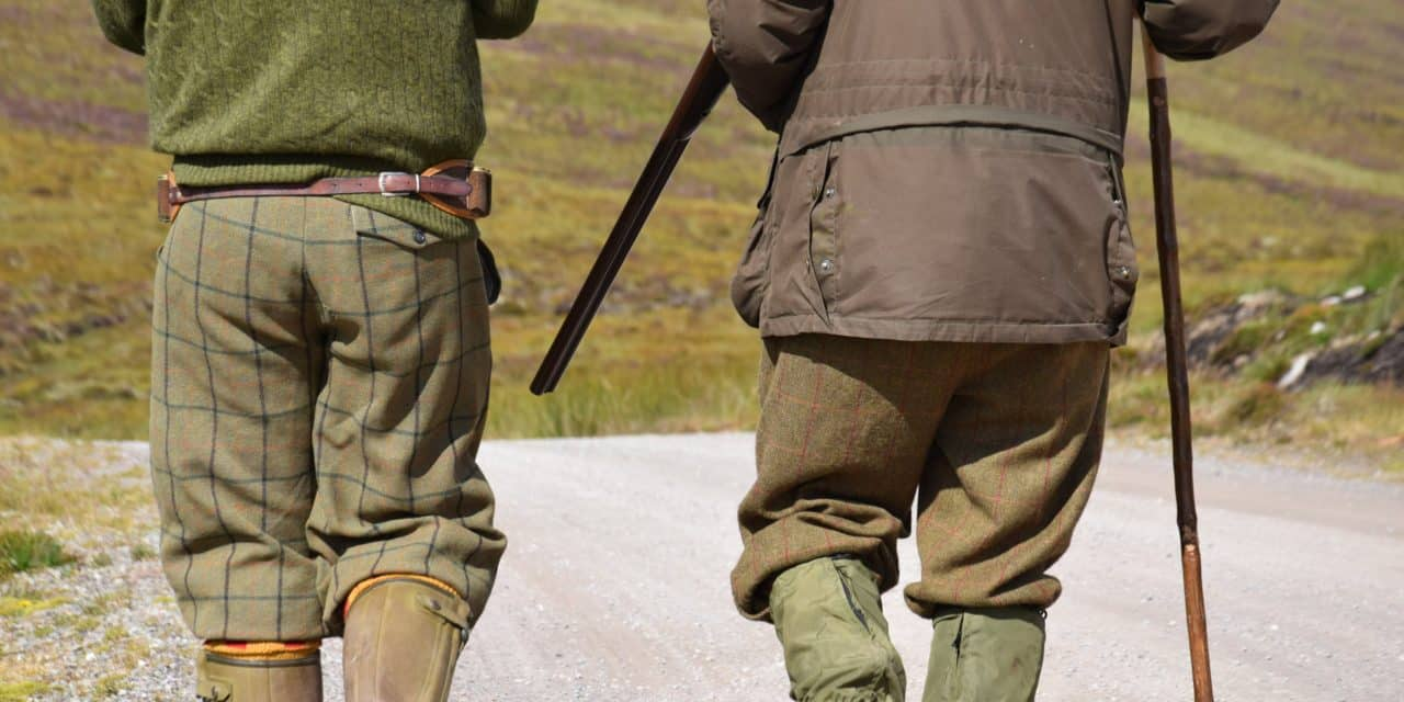 GROUSE ESTATES SUPPORT THE TWEED INDUSTRY TO THE TUNE OF OVER A MILLION POUNDS
