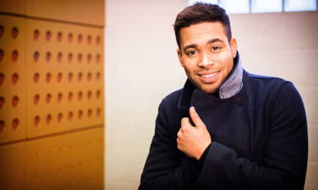 X Factor star 'proud' to be  appearing at hospice event
