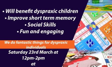 DYSPRAXIA SUPPORT GROUP TEESSIDE