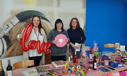 Energy Staff Show Their Love For Breast Cancer Charity