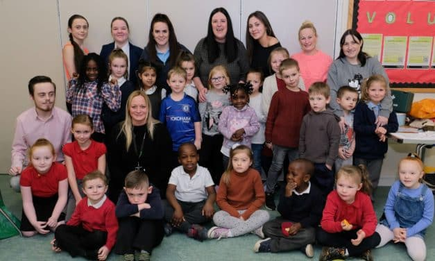 THIRTEEN COMMUNITY FUND SUPPORTS EASTERSIDE KIDS PROJECT