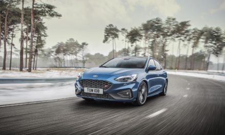ALL-NEW FORD FOCUS ST BLENDS TRACK-DAY PERFORMANCE, B‑ROAD FUN AND EVERYDAY USABILITY WITHOUT COMPROMISE