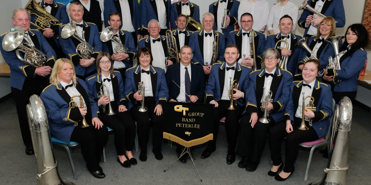 GT Group Band Peterlee announces music academy plans