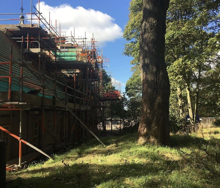 New Life for Pendower Hall