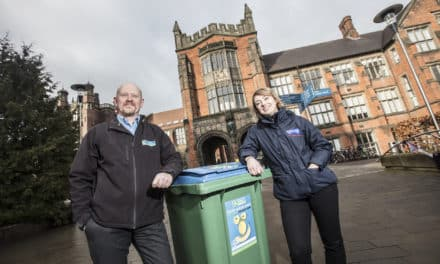 Keenan Recycling wins Newcastle University food waste contract
