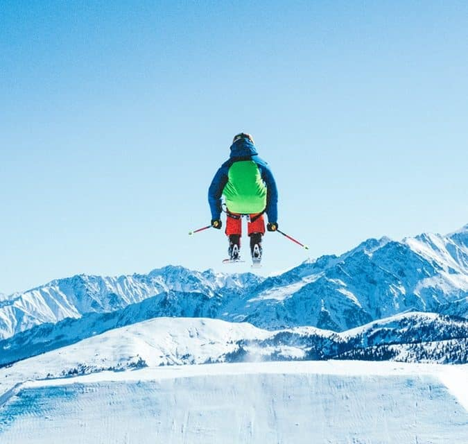 The UK's Love For Winter Sports