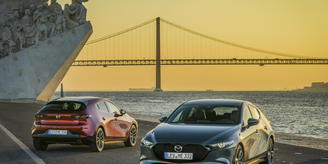 MAZDA ANNOUNCES UK PRICE AND SPECIFICATION FOR THE ALL-NEW MAZDA3 HATCHBACK