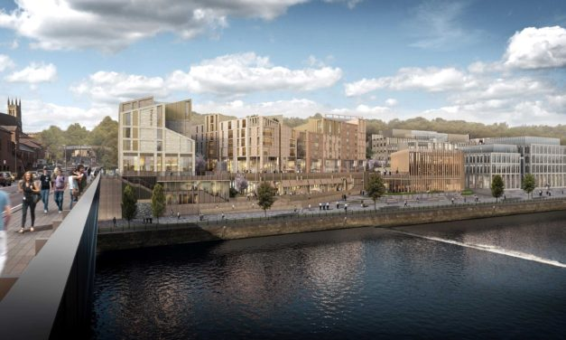 £120m funding from LaSalle Investment Management secured to deliver Phase One of Milburngate in Durham City Centre