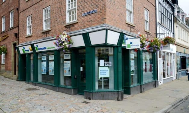NEWCASTLE BUILDING SOCIETY INVESTING IN MORPETH BRANCH UPGRADE
