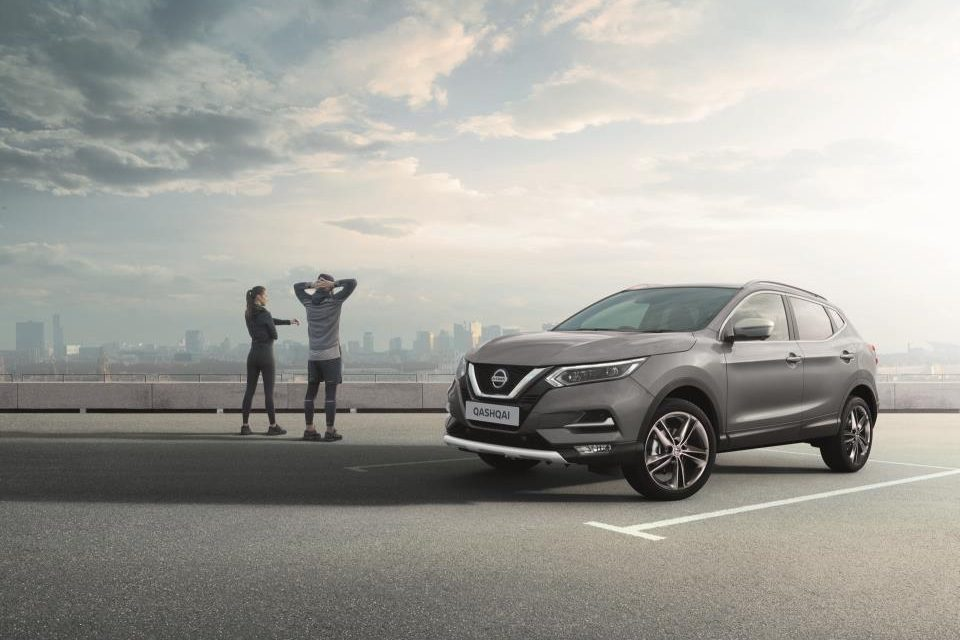 NEW NISSAN QASHQAI N-MOTION: ULTIMATE URBAN CROSSOVER GETS EXCLUSIVE NEW PREMIUM DESIGN & DCT AUTOMATIC TRANSMISSION