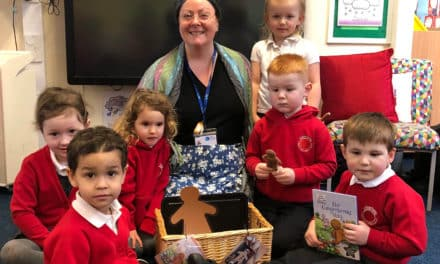 NORTHUMBERLAND SCHOOL CELEBRATES SPEECH WITH SPECIAL ACTIVITY WEEK