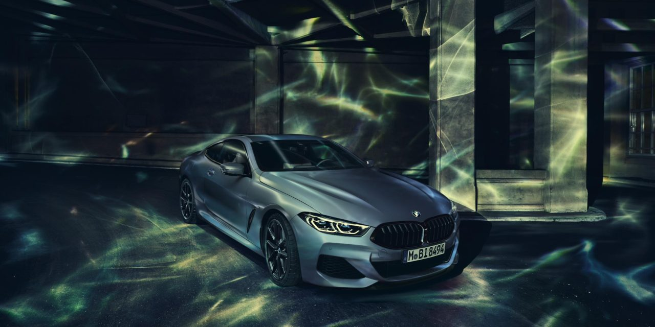 THE BMW M850i xDRIVE COUPÉ FIRST EDITION