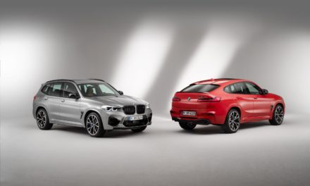 THE NEW BMW X3 M AND BMW X4 M COMPETITION MODELS