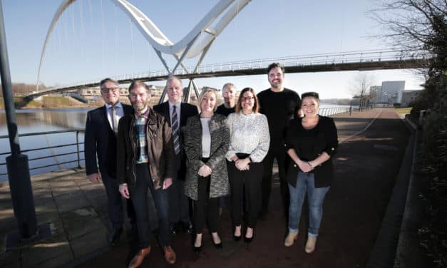 High Tide buoyed by Tees Valley businesses