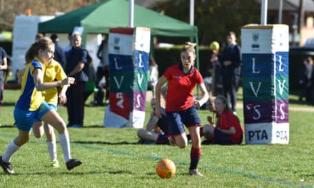 Red House football star selected for England team
