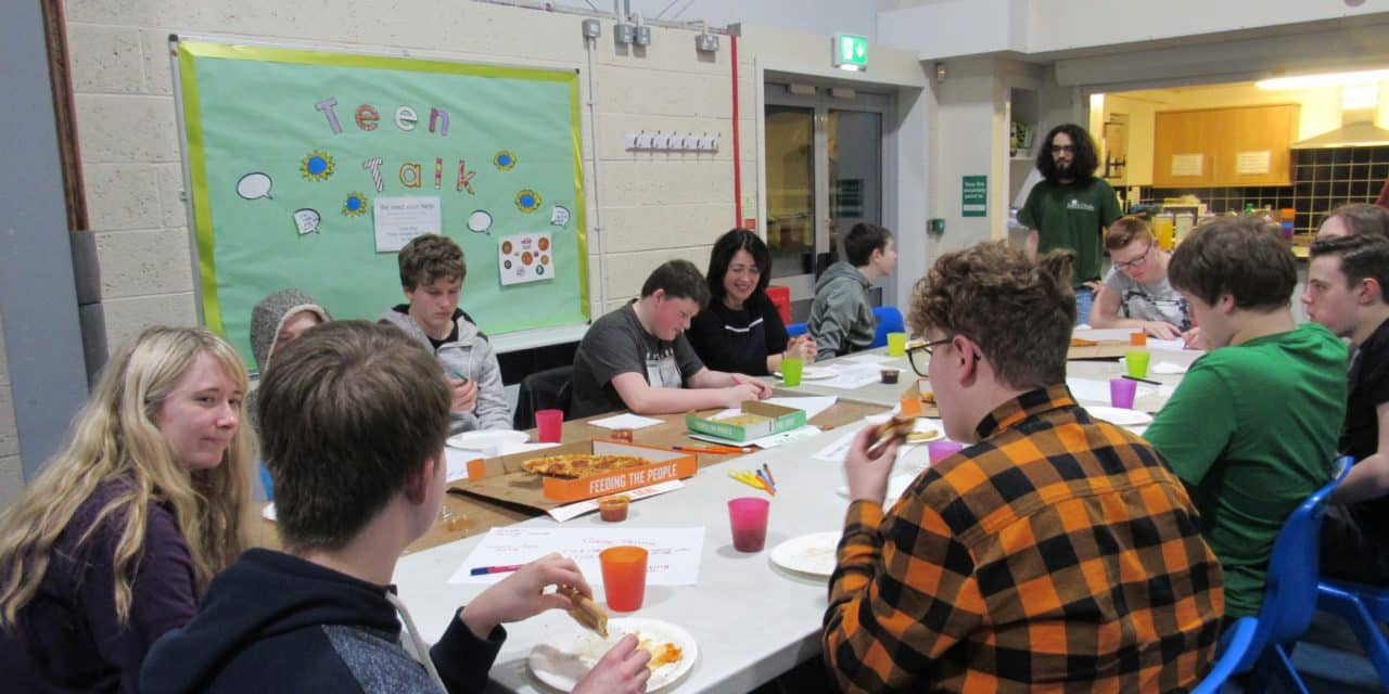 Teenagers set to tackle youth loneliness with Daisy Chain