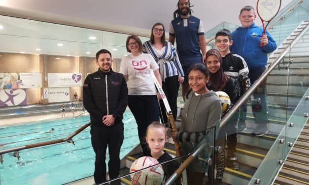 Darlington holiday activity club boosts school children's skills and physical activity