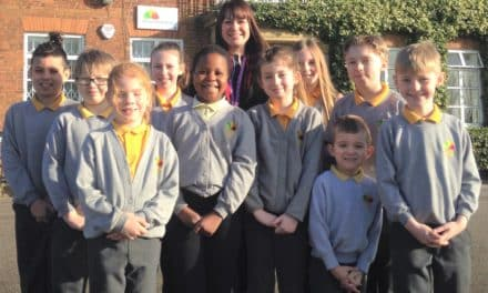 OAK TREE PRIMARY ACADEMY CELEBRATES POSITIVE OFSTED VISIT