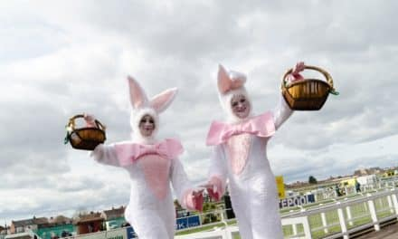 Young artists egged on to enter Easter racecourse competition